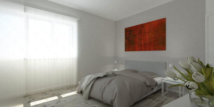 CAMERA-MATRIMONIALE-vista-2-705x353 Double Bed Rooms %SmartRelooking