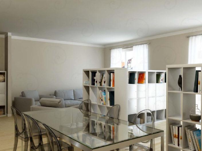 LIVING-Vista-3-con-libreria-aperta-705x529 Living Rooms %SmartRelooking